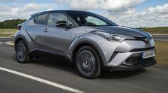 #Toyota C-HR review - if the hybrid doesn't appeal or you want a manual gearbox, this is your only alternative http://www.topgear.com/car-reviews/toyota/c-hr/12t-icon-5dr/road-test