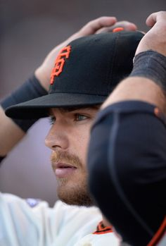The Giants have the most beautiful players in baseball