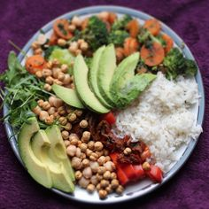 8 Ideen für ein veganes Meal Prep - gesund, simpel und lecker! Damit unterwegs essen zur Freude wird.