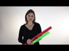 Fun idea for Boomwhackers in Elementary Music Class - YouTube