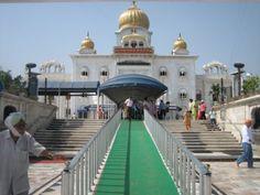 Sikh Temple, New Delhi