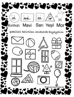Activities For Kids, Printables, Martini, Crafts, Geometric Fashion, School, Initials, Reading, Manualidades