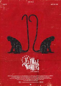 Twelve Monkeys by Mainger Germain