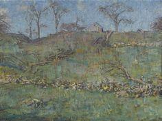 """Springtime"" - Charles Harold Davis (American, 1856–1933)"