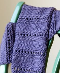 Beginner+Knitting+Instructions | Another free scarf pattern coming soon! Perfect for the beginner ...