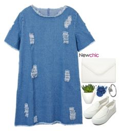 """""""NC 3.5"""" by emilypondng ❤ liked on Polyvore featuring Neiman Marcus, Pomax and newchic"""