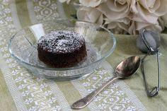 Melkefri sjokoladefondant • www.glutenogmelkefri.com Panna Cotta, Pudding, Ethnic Recipes, Desserts, Food, Tailgate Desserts, Dulce De Leche, Deserts, Custard Pudding