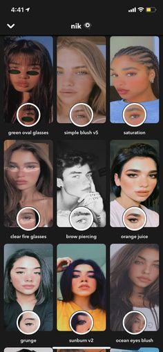 Instagram Editing Apps, Ideas For Instagram Photos, Creative Instagram Stories, Insta Photo Ideas, Instagram Story Ideas, Insta Filters, Snapchat Filters, Snap Filters, Best Snapchat