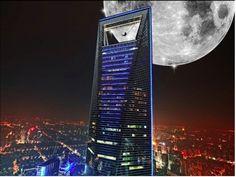 Shanghai Night Imaginations.