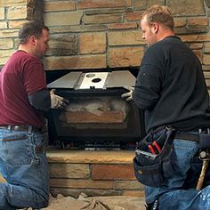 Want to install a gas fireplace, but not sure what type to get? Learn all about gas-fueled fireplaces, including vent options, from the experts at This Old House.