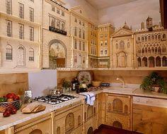 И снова подборка интерьера кухни. . Обсуждение на LiveInternet - Российский Сервис Онлайн-Дневников