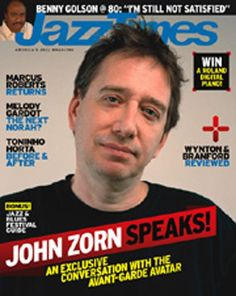Jazztimes, 10 issues for 1 year