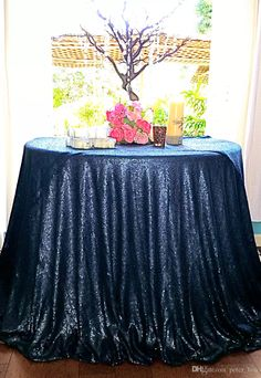 peter_hou has offered you various oblong tablecloth in different sizes. round plastic tablecloths for both square and round table is on hot sale. You can enjoy picnic tablecloth with free delivery. 50 round navy round sequin wedding table cloth or tablecloths for wedding party or small tablecloth many colors available