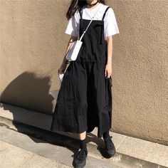 Edgy Outfits, Retro Outfits, Korean Outfits, Modest Outfits, Modest Fashion, Cool Outfits, Summer Outfits, Fashion Outfits, Korean Street Fashion