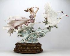 "Armani Figurine ""The Triumph of Venus"""