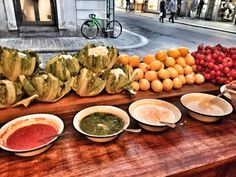 See 122 photos from 711 visitors about lively, vegetarian food, and trendy. Incredibly friendly and chaotic atmosphere,. Fresh Fresh, City Guides, Street Food, Guacamole, Vegetarian Recipes, Vegetables, Ethnic Recipes, Vienna, Vegetable Recipes