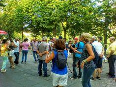 """O """"Vira dos Arcos"""" aos Domingos à tarde no Campo do Trasladário em Arcos de"""