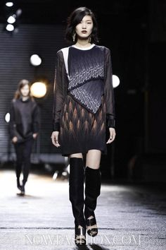 3.1 Phillip Lim Ready To Wear Fall Winter 2013 New York
