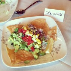 Cobbocado Guacamole & a Guest Post - I Wash You Dry