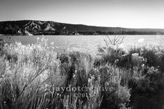BIG BEAR LAKE California Black & White by JaydotCreative on Etsy