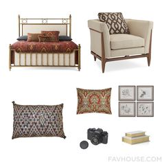 Home Decor Products With Bed Craftsman Furniture Bed Accessories And Legacy Bedding From October 2016 #home #decor