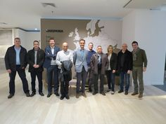 It is always a pleasure to be visited by our friends at Catalonia Cerámica from Barcelona.
