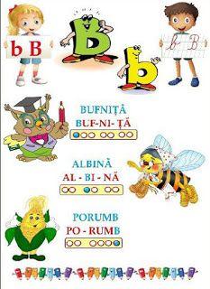 Creionasul cel istet si prietenii: Alfabetul Istetilor COD 05 Early Education, Kids Education, Alphabet Activities, Activities For Kids, Letter Worksheets, Teacher Supplies, English Lessons, Kids And Parenting, Kindergarten
