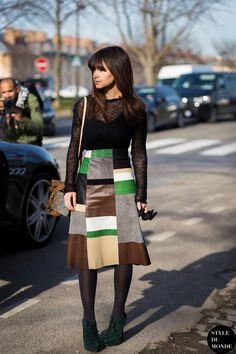 Mira. nuff said. Paris. #MiroslavaDuma