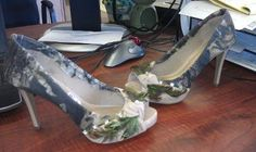 My camouflage themed SHOES!!!! | Weddings, Style and Decor, Do It Yourself | Wedding Forums | WeddingWire