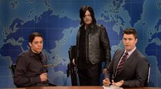 Not even 'Saturday Night Live' is safe from 'The Walking Dead.'