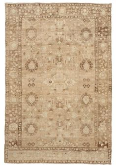Kars Turkish Vintage Rug