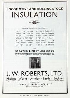 J.W. Roberts. Ltd. (1918).