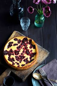 From The Kitchen: Best Ever White Chocolate and Raspberry Cheesecake
