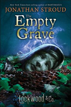 My 5 Star Review - The Empty Grave by Jonathan Stroud