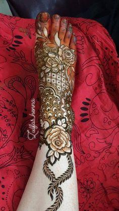 Khafif Mehndi Design, Rose Mehndi Designs, Latest Bridal Mehndi Designs, Stylish Mehndi Designs, Mehndi Design Pictures, Modern Mehndi Designs, Mehndi Designs For Beginners, Wedding Mehndi Designs, Mehndi Designs For Fingers