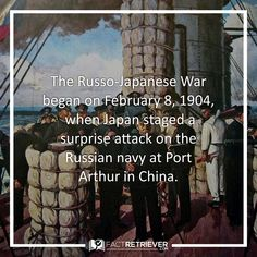 The Russo-Japanese War (1904-5) was a brief conflict between the Russian Empire and Japan, a rising power in Asia #russojapanesewar #history #war