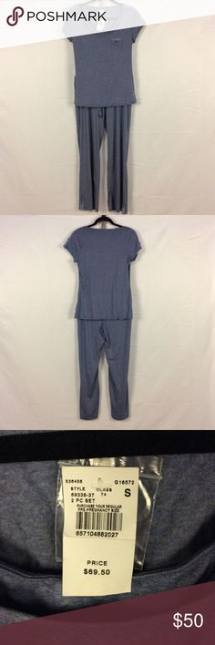 A Pea In The Pod - Maternity Nursing Pajamas Set S In excellent condition. A Pea in the Pod Intimates & Sleepwear Pajamas