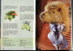 Иллюстрация 4 из 26 для Игрушки из сена. Творческие идеи в стиле кантри - Анне Пипер   Лабиринт - книги. Источник: Юта
