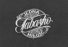 50 Handlettered Logotypes by Mateusz Witczak