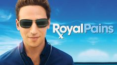 "Check out ""Royal Pains"" on that I for Tv Shows Current, Current Tv, Great Tv Shows, Watch Netflix, Netflix Movies, Movie Tv, Tv Series To Watch, Tv Shows Online, Smart Tv"
