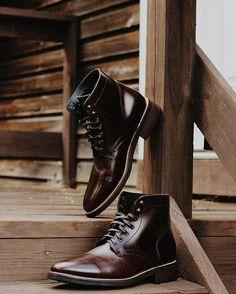 Thursday, everyday. #thursdayboots #president #leather #boots