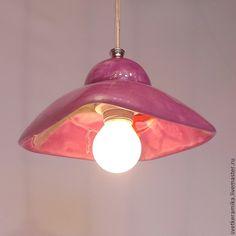 Купить Керамический светильник «Орхидея» - керамический плафон, люстры потолочные, плафоны для люстр, керамические люстры