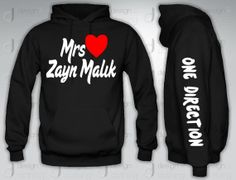 Mrs Zayn Malik One Direction hoodie Crewneck Sweatshirt, This one is the best!! Love It, want it so so so bad