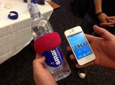 The Caktus Hug Sensor Makes Sure You're Drinking EnoughWater