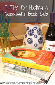 7 Tips for Hosting a Successful Book Club