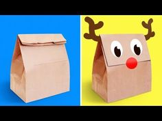15 AMAZING GIFT WRAPPING IDEAS - YouTube Diy Wrapping Paper, Creative Gift Wrapping, Wrapping Ideas, Wrapping Papers, Diy Gift Box, Easy Diy Gifts, Diy Animal Gift Wrap, Dollar Tree Gifts, Creative Christmas Gifts