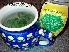 Dear Baci: Mint Tea