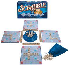 Printable Scrabble Board Game Eden Escape