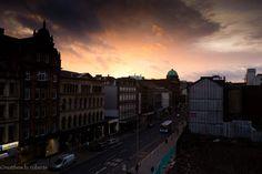 Glasgow Sunset #potd #Outlander  @Outlander_Starz pic.twitter.com/HygQq9hxic