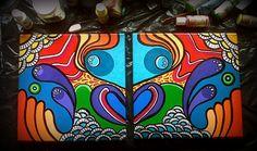 pintura acrílica 50x50 c/u https://www.facebook.com/GoodLifePinturas